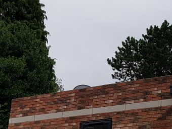 Very #lucky with line of sight for the satellite dish https:…