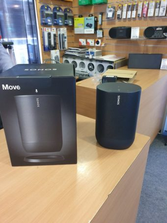 Just picked up the new @Sonos move from @spainsav  Bromsgrov…