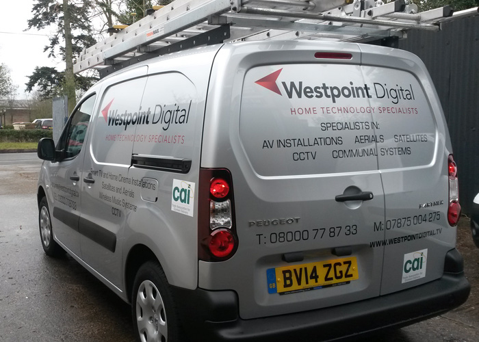 Westpoint Digital TV & Satellite Installations