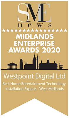 Westpoint Digital Midlands enterprise awards 2020 winners